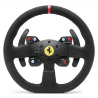 Thrustmaster VG Ferrari 599XX EVO Wheel Add-On, Alcantara Edition Review | $179