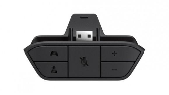 Xbox Headphone adapter