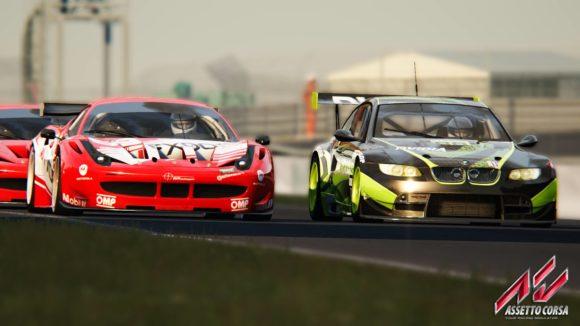 Assetto Corsa Simulator