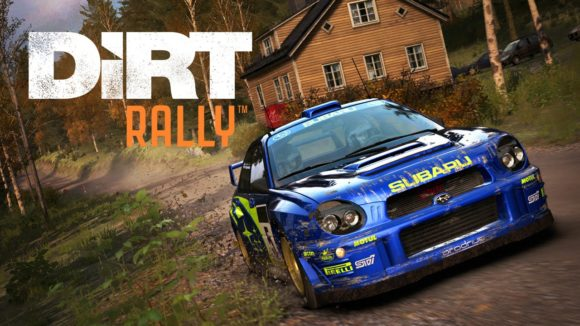 Dirt Rally Game