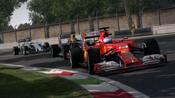 Formula One 2016 Game