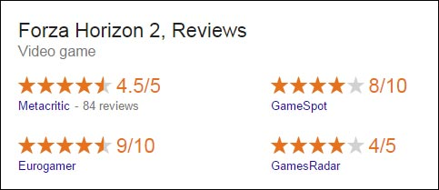 Forza Horizon 2 Reviews