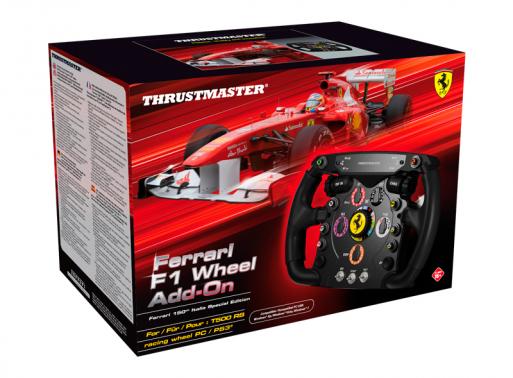 Thrustmaster Ferrari F1 Box