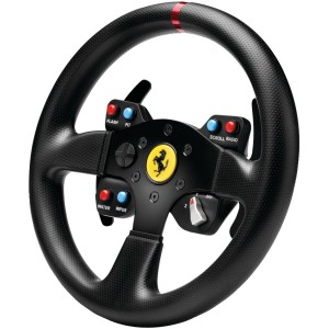 Thrustmaster Ferrari GTE F458 Wheel Add-On Review | $100