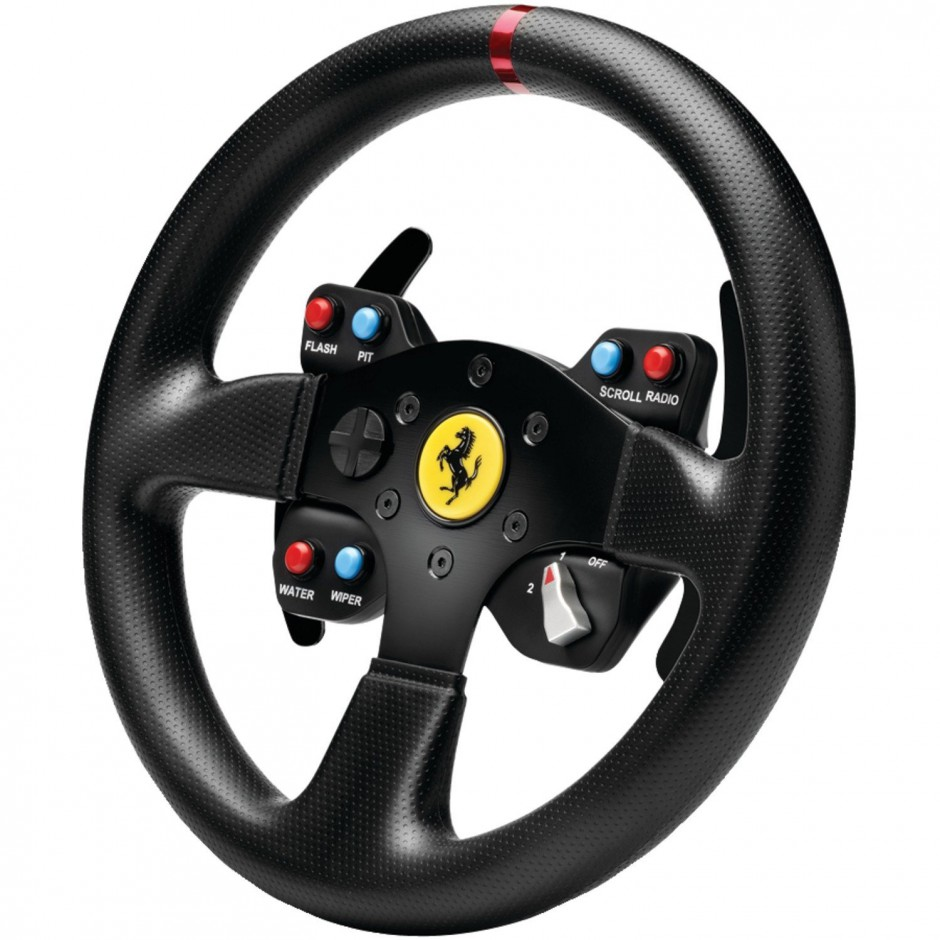 thrustmaster ferrari gte f458 wheel add on review xbox. Black Bedroom Furniture Sets. Home Design Ideas