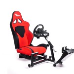 Open Wheeler Advanced Gaming Chair