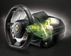 Thrustmaster TX motor