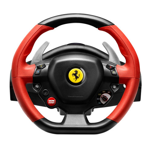 Thrustmaster Ferrari Spider Racing Wheel Review | Xbox One ...