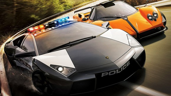 Need For Speed Rivals Police