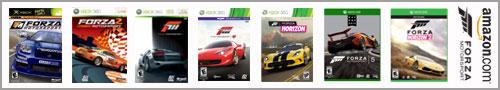 Forza Motorsport Series Banner