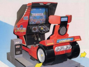 Was The OutRun Arcade Game  The Start Of Sim Racing?