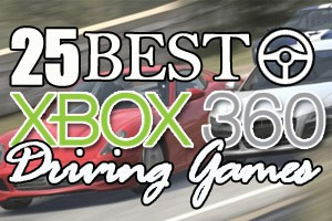 25 Best Xbox 360 Driving Games