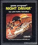 Atari 2600 Night Driver