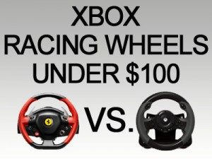 Xbox One Racing Wheels Under $100