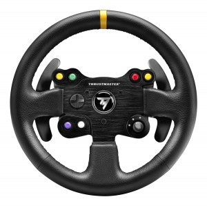 Thrustmaster Leather 28 GT Wheel Add-On Review | $150