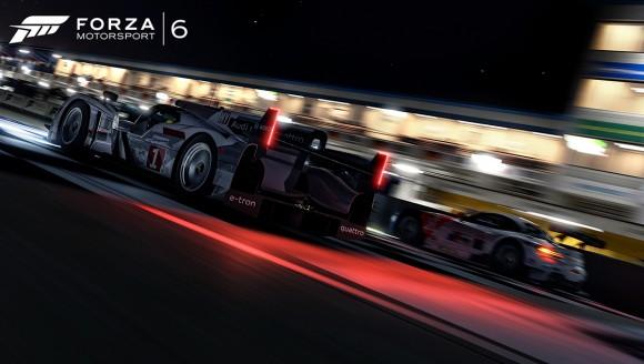 FM6 night racing