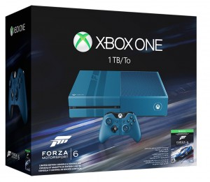 Forza 6 Xbox One Bundle
