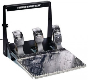 Thrustmaster T3PA Pro Pedal Set Review | $150