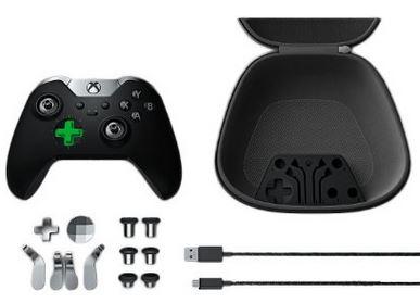Xbox One Elite Controller Specs