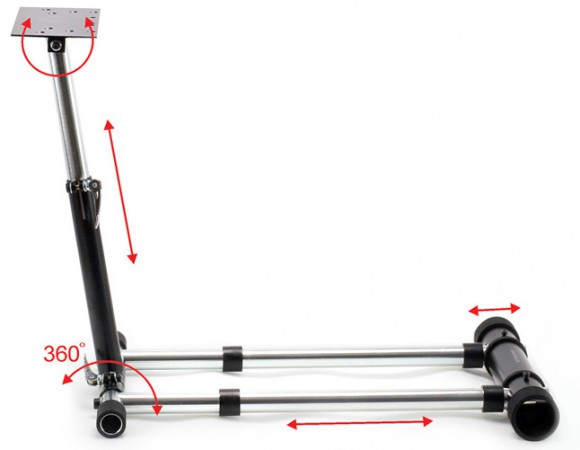 WheelStand Pro V2