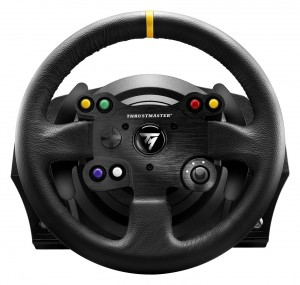 Thrustmaster TX Racing Wheel Leather Edition Xbox One Review | $470