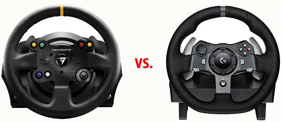 TX vs Logitech G920