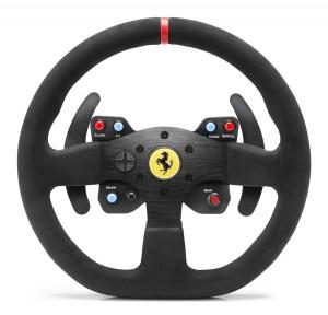 Thrustmaster VG Ferrari 599XX EVO Wheel Add-On, Alcantara Edition Review | $179
