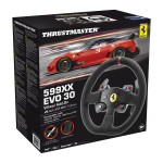 Thrustmaster VG Ferrari 599XX EVO Wheel Add-On, Alcantara Edition for PS4, PS3, Xbox One & PC