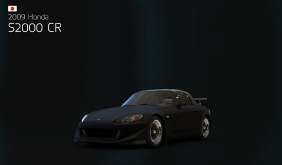 Forza 6 Honda S2000