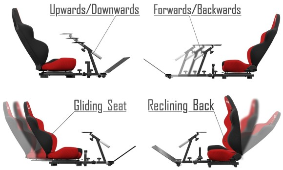 OpenWheeler Racing Seat Review