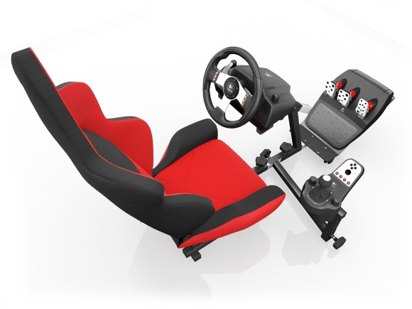 Open Wheeler Racing Chair review