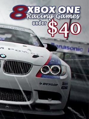 8 Xbox One Racing Games Priced Under $40