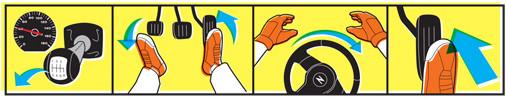 Clutching Technique