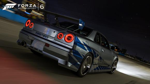 Forza 6 Nissan Skyline