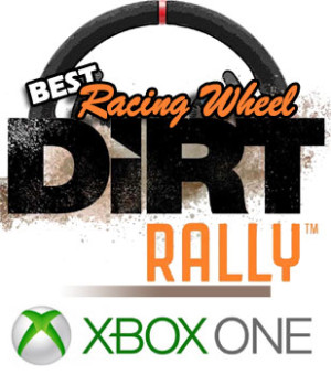 Best Racing Wheel For DiRT Rally on Xbox One