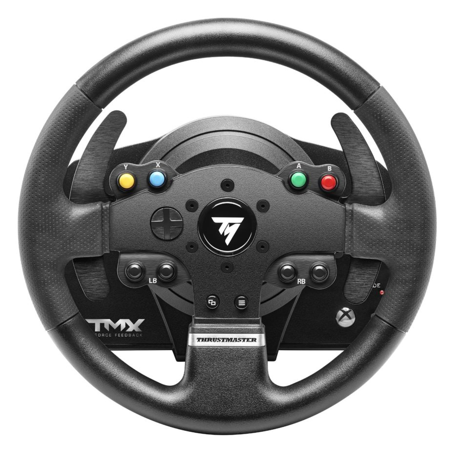 thrustmaster tmx racing wheel review xbox one racing wheel pro. Black Bedroom Furniture Sets. Home Design Ideas