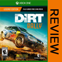 DiRT Rally Review for Xbox One