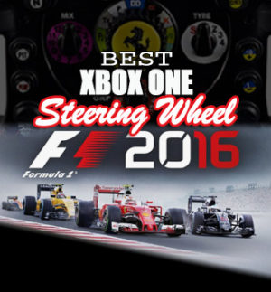 Best F1 2016 Xbox One Racing Wheel and Cockpit Setup