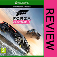 Forza Horizon 3  Xbox One Review – Best Open World Racing Game