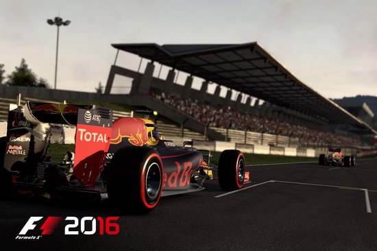 F1-2016 Racing Game Xbox One