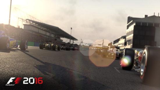 F1-2016 Gameplay