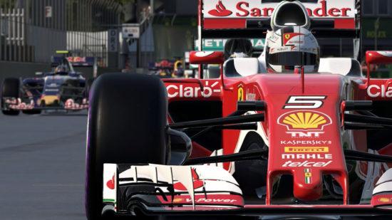 Formula 1 16 Review