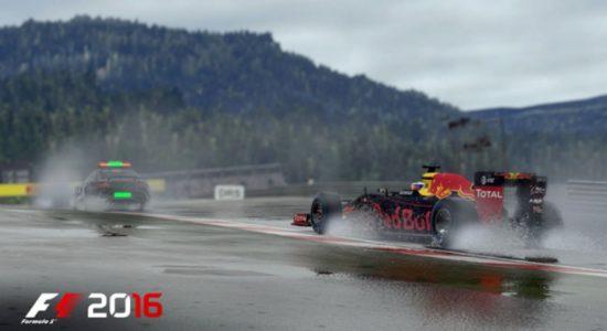 F12016 Game Racing In The Rain