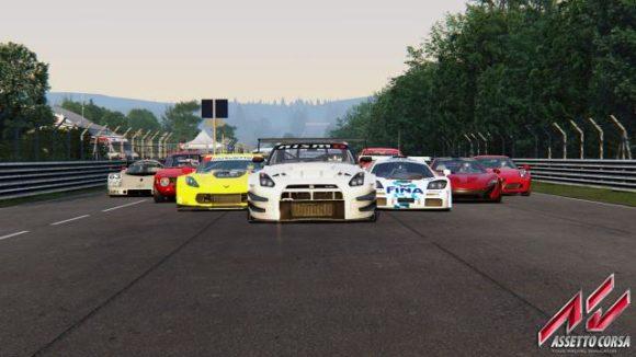AC online racing