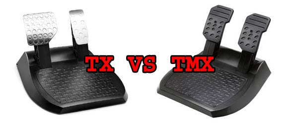 Thrustmaster Pedal Comparison