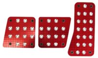 Red Billet Pedals