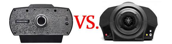 Fanatec CSL vs Thrustmaster TX