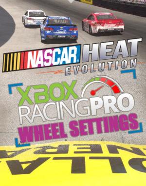 Best Steering Wheel Settings for Nascar Heat Evolution