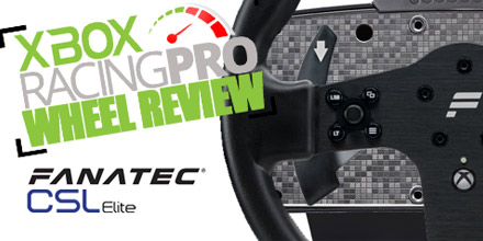 Fanatec Csl Elite Review Xbox One Xbox One Racing Wheel Pro