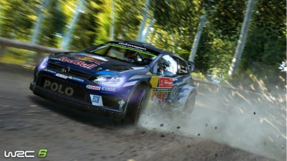 WRC 6 Gameplay